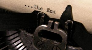How To Make Sure You Finish The First Draft Of Your Novel