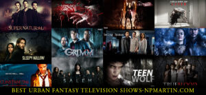 13 Best Urban Fantasy TV Shows