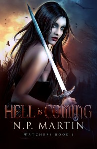 dark urban fantasy fiction