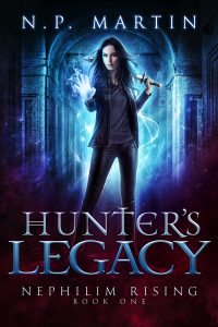 Hunter's Legacy Is Out Now!