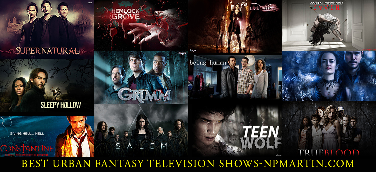The best fantasy tv series