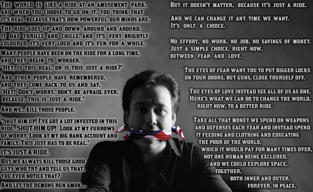 bill hicks quote