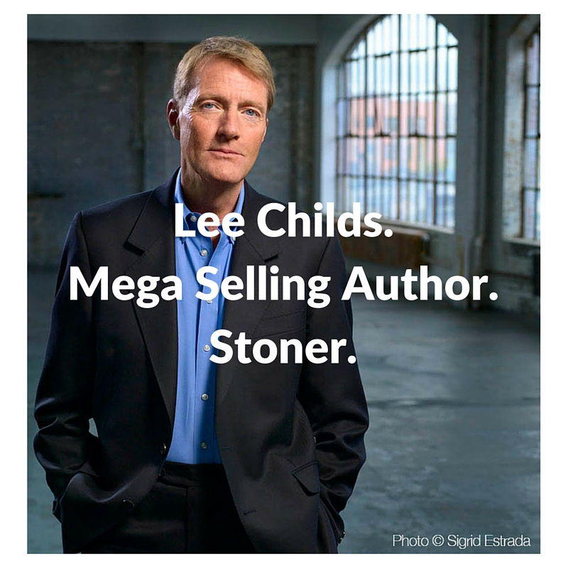 lee child weed