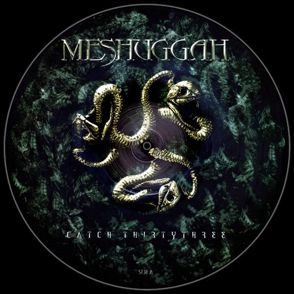 Meshuggah best band